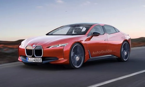 Электромобиль BMW i4 увидим в2020 году