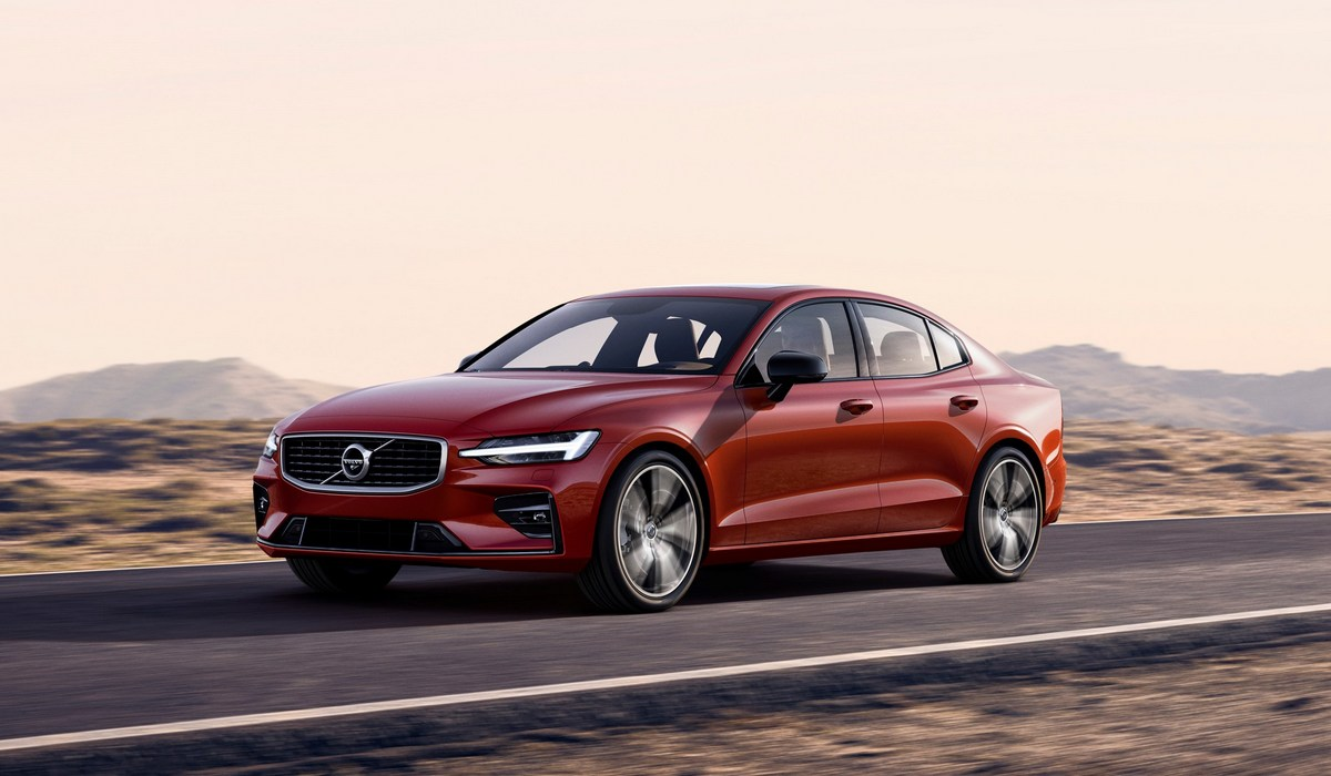 Очередное поколение Volvo S60 презентовали вСША