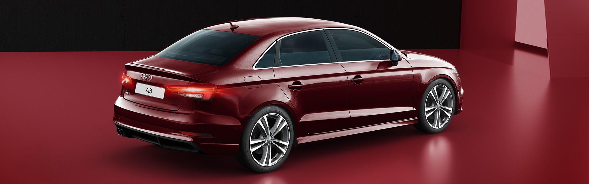 Audi завела новую линейку Premium