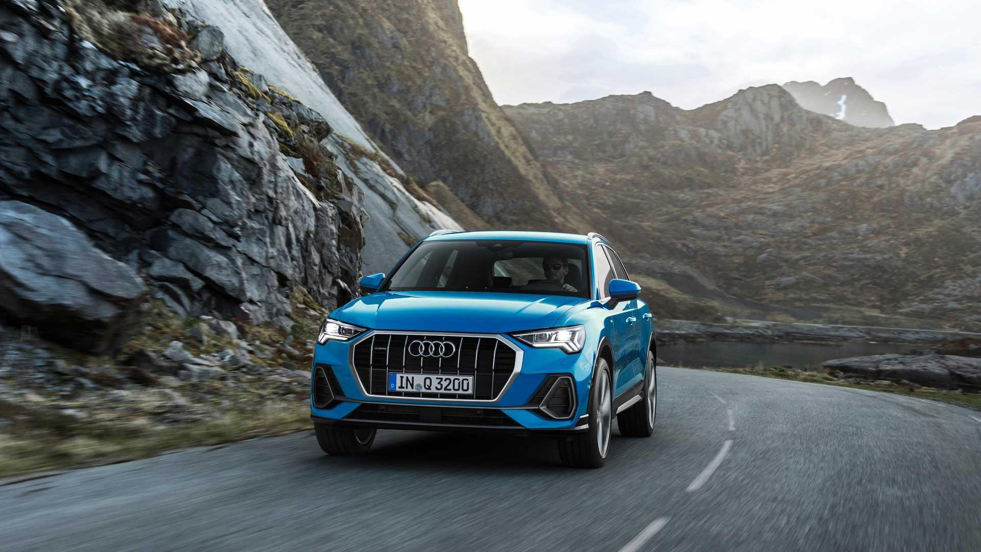 Audi Q3 уже доступен для предзаказа