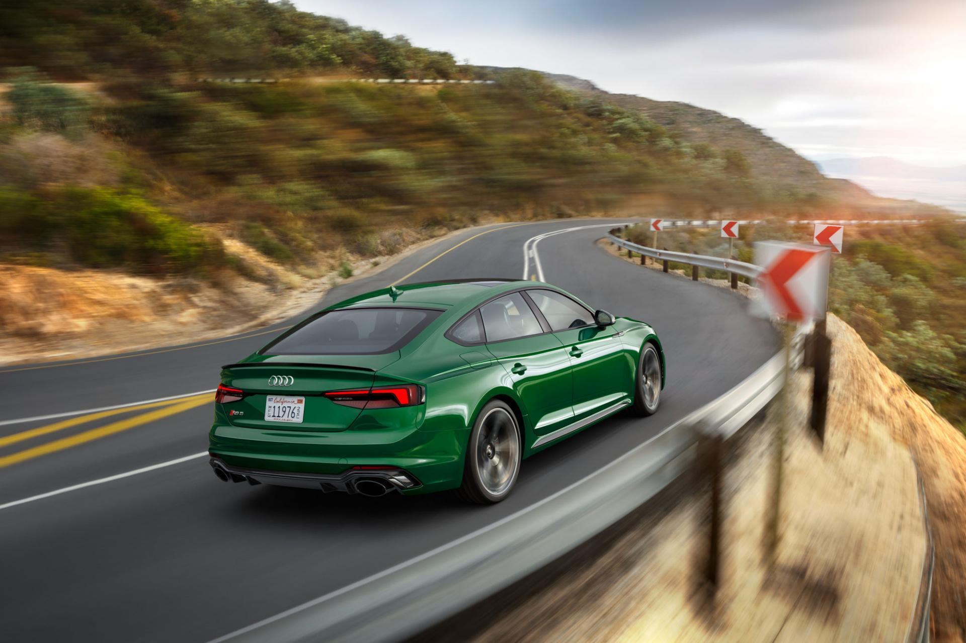 ВРоссии эксклюзивная партия Audi RS5 Sportback